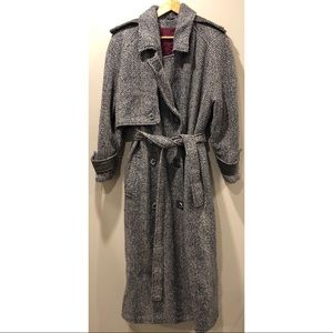 Beautiful Vintage Trench Coat
